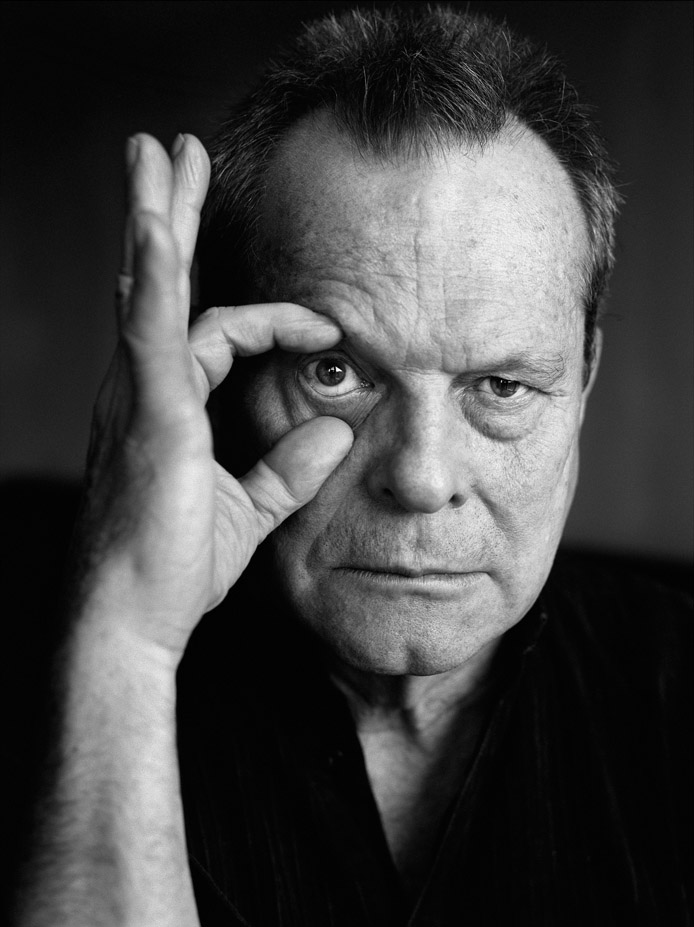 Terry Gilliam foto av Johan Bergmark